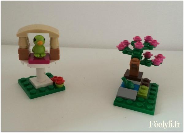 jardin lego friends