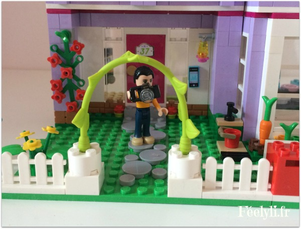 la maison d'emma lego