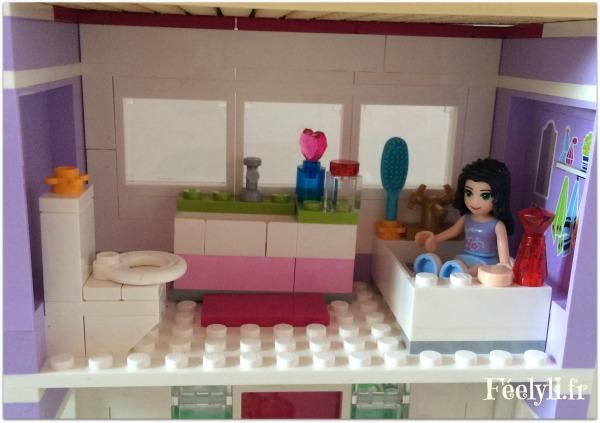 salle de bain lego friends