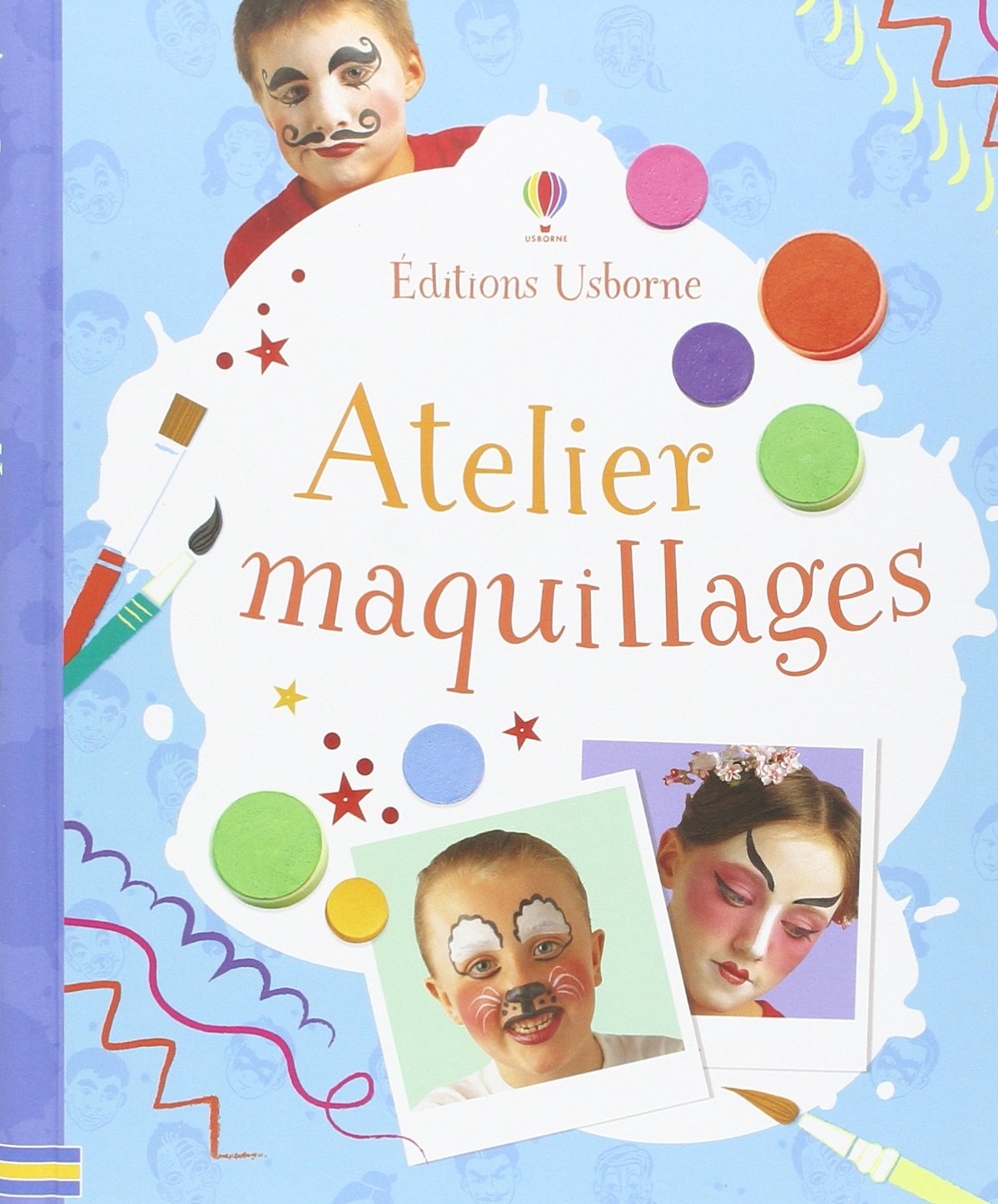 atelier maquillages usborne