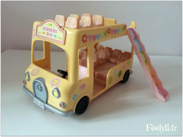 nursery bus
