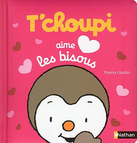 tchoupi aime les bisous