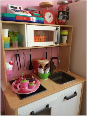 Famille f elyli - Ikea cuisine enfants ...