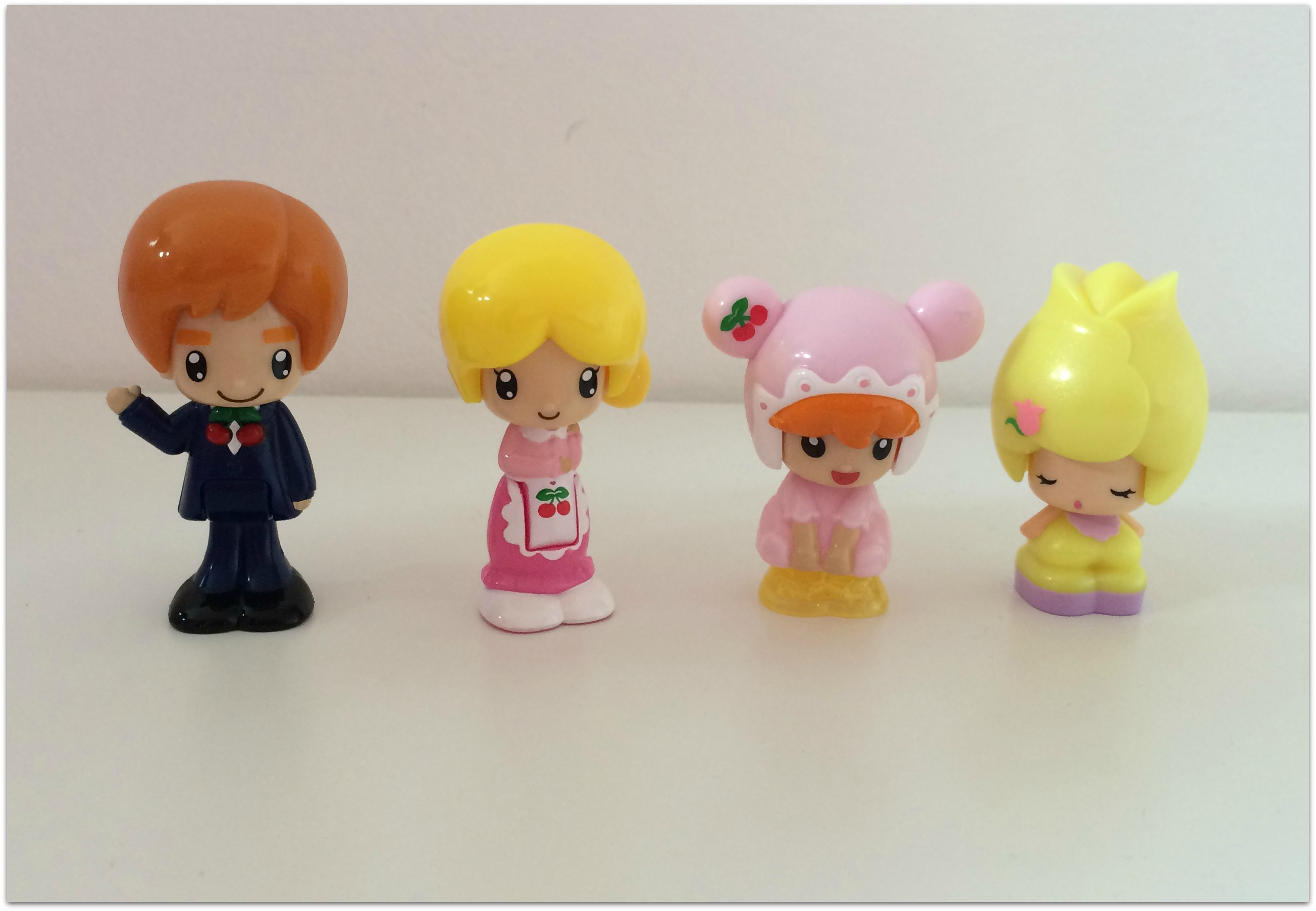 figurines tomy takara