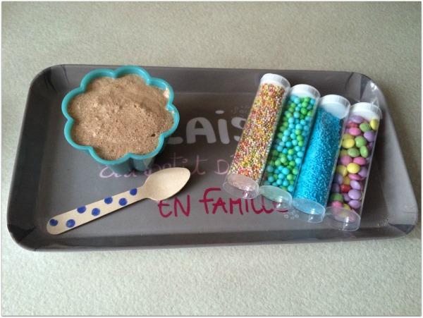 mousse chocolat enfants