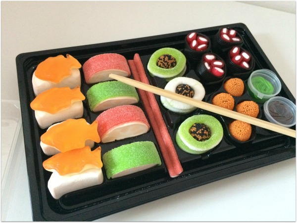 sushis look o look