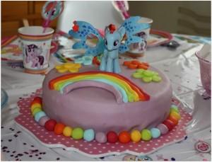 Le g teau d anniversaire my little pony nos recettes pour - Jeux de cuisine de gateaux d anniversaire ...
