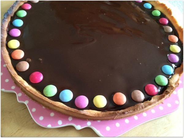tarte au chocolat au companion [nos recettes pour recevoir #20