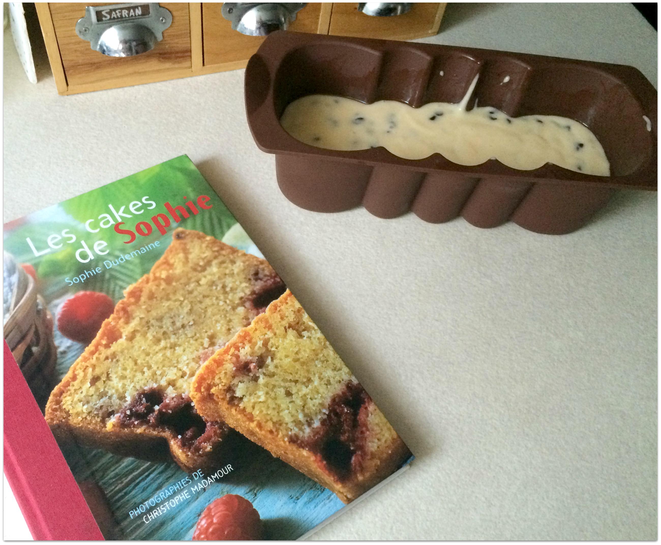cake aux p pites de chocolat nos recettes pour recevoir. Black Bedroom Furniture Sets. Home Design Ideas