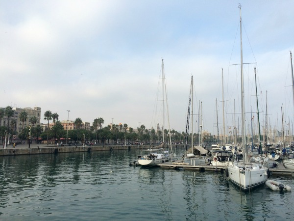 port_barcelone