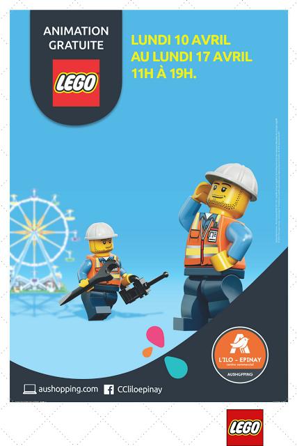 escape game lego city