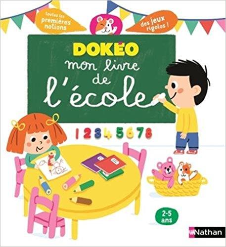 dokeo_mon_livre_de_lecole