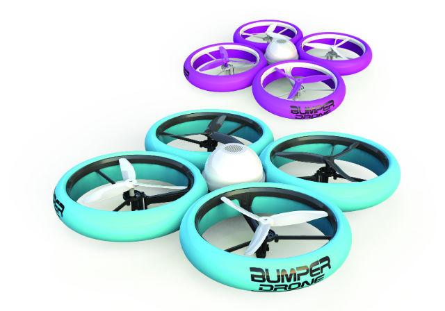 Bumper Drone sans caméra Silverlit 2