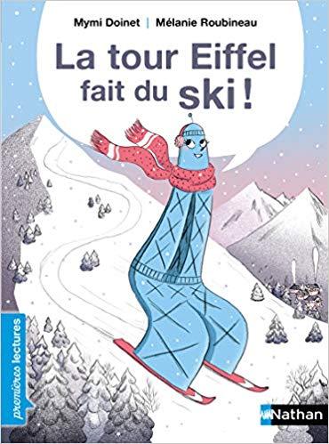 La _Tour _Eiffel _fait_ du_ ski