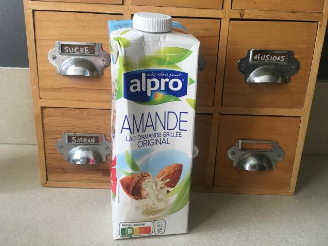 lait_ d'amande_ grillée _Original_ Alpro